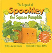 40 Fabulous Family-Friendly Children Halloween Picture Books
