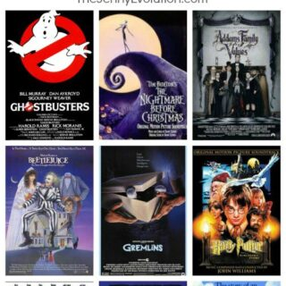 10 Favorite Halloween Movies for the Family