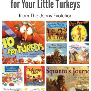 10 Recommended Thanksgiving Picture Books