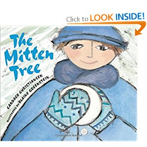 Book Nook: The Mitten Tree; Magic Tree House Series