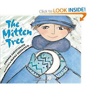 Book Nook: The Mitten Tree; Magic Tree House Series