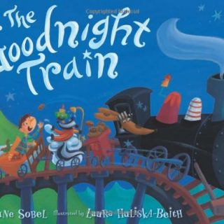 Book Nook Review: The Goodnight Train; There Was a Coyote Who Swallowed a Flea