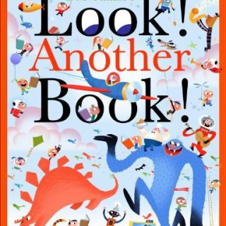 Book Nook: Lulu and the Brontosaurus; Look Another Book!