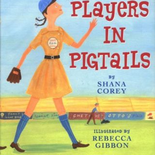 Two Book Reviews about Strong Girls: Players in Pigtails; The Princess and the Packet of Frozen Peas