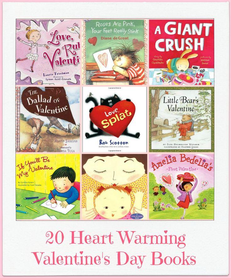 20 Valentine Children's Picture Books You Will Love | Mommy Evolution