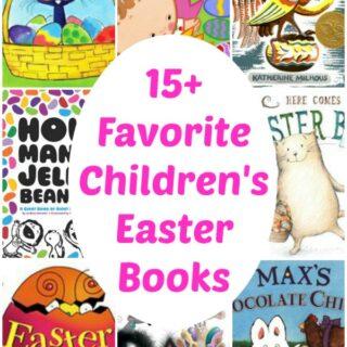 Favorite Easter Picture Books for Children
