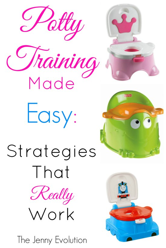 Potty Training Made Easy: Strategies that Really Work | Mommy Evolution