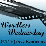 Wordless Wednesday on Mommy Evolution