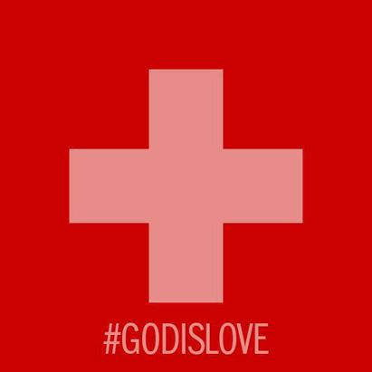 God is love equal rights facebook profile red campaign
