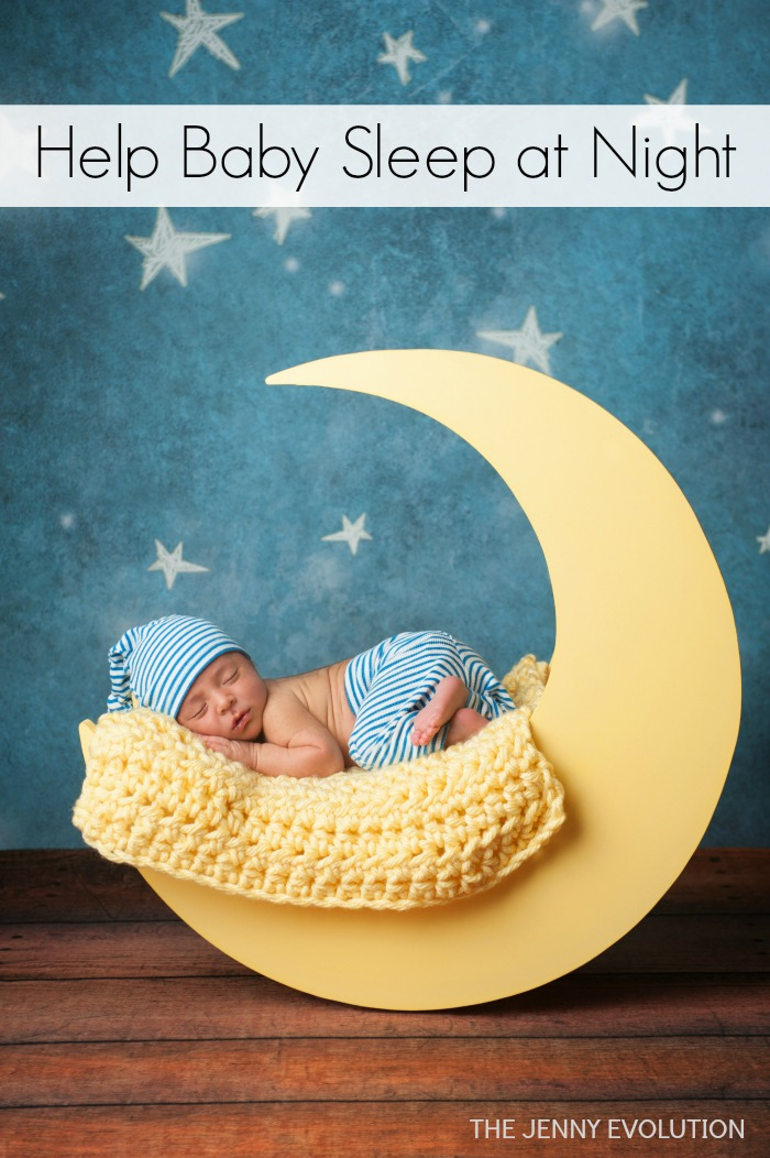 3 Tips to Help Your Baby Sleep at Night