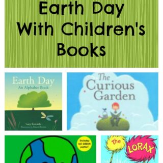 Celebrate Earth Day with Children's Books