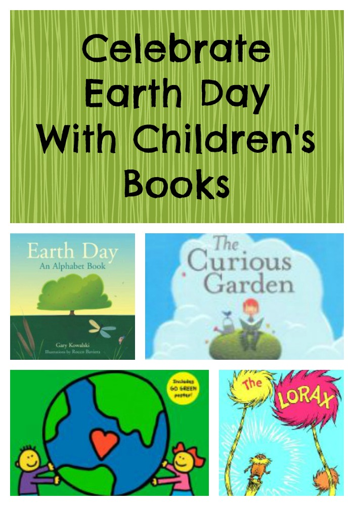 EarthDayBooks