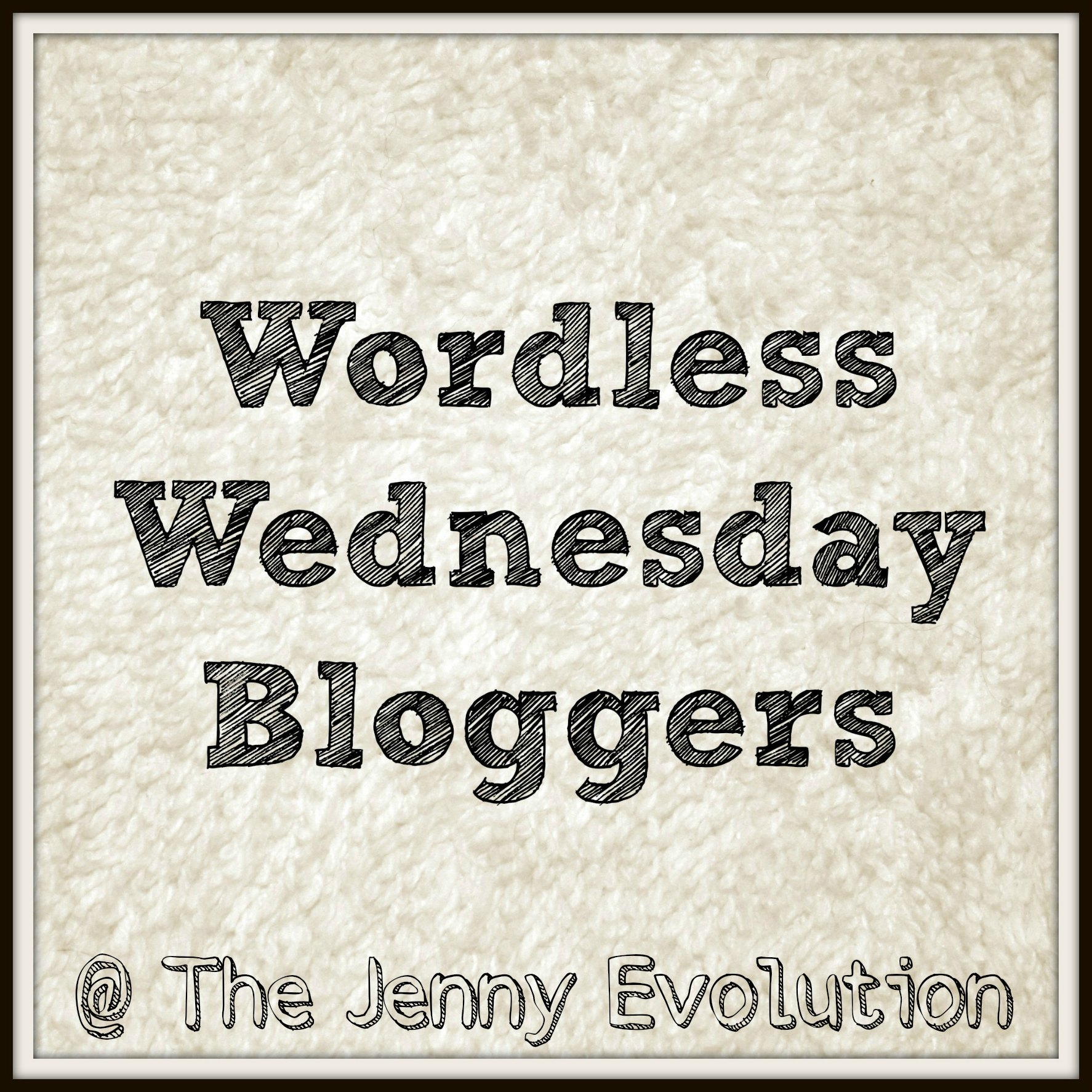 Wordless Wednesday at Mommy Evolution