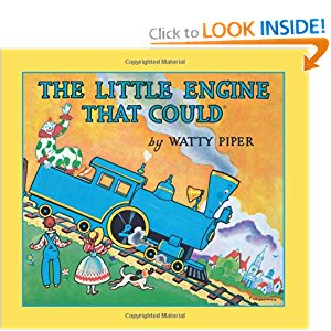 The Little Engine That Could: 60th Anniversary Edition [Hardcover] Watty Piper original book