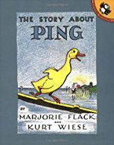 The Story About Ping By Marjorie Flack, Kurt Wiese (Illustrator) picture book