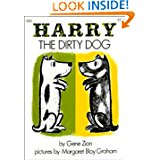 Harry the Dirty Dog By Gene Zion, Picture Book