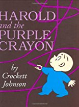 Harold and the Purple Crayon By Crockett Johnson, Picture Book