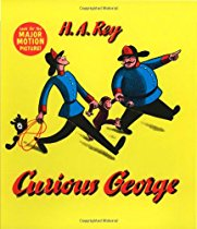 Curious George By H. A. Rey, Margret Rey, Picture Book