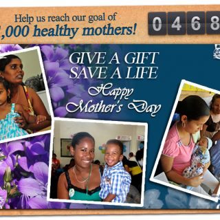 Give a Gift, Save a Life with Project HOPE