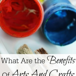 What Are the Benefits Of Arts And Crafts For Kids