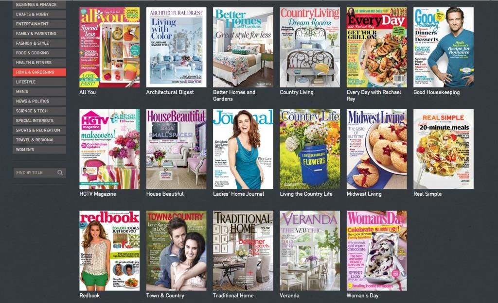 Next Issue Magazine Offering