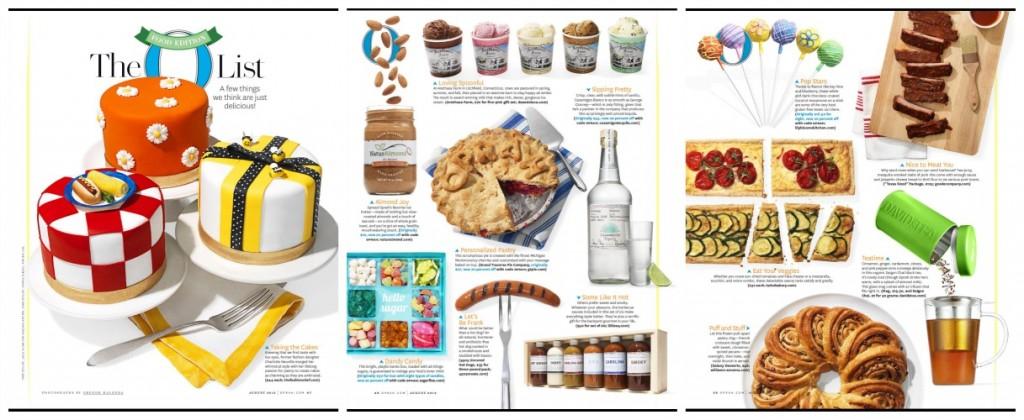 Oprah Online Magazine Sample