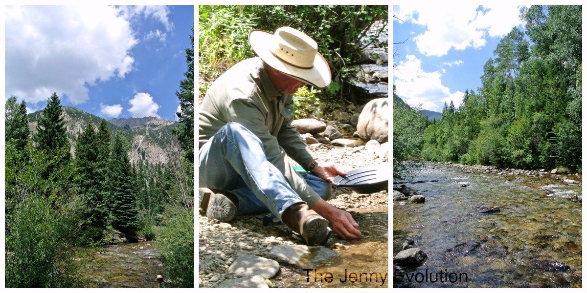 Central Colorado Pan Handling Collage3