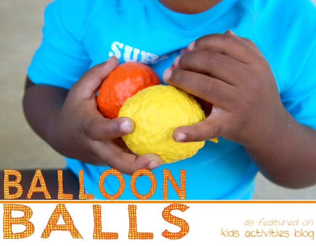 Make Your Own Juggling Balls