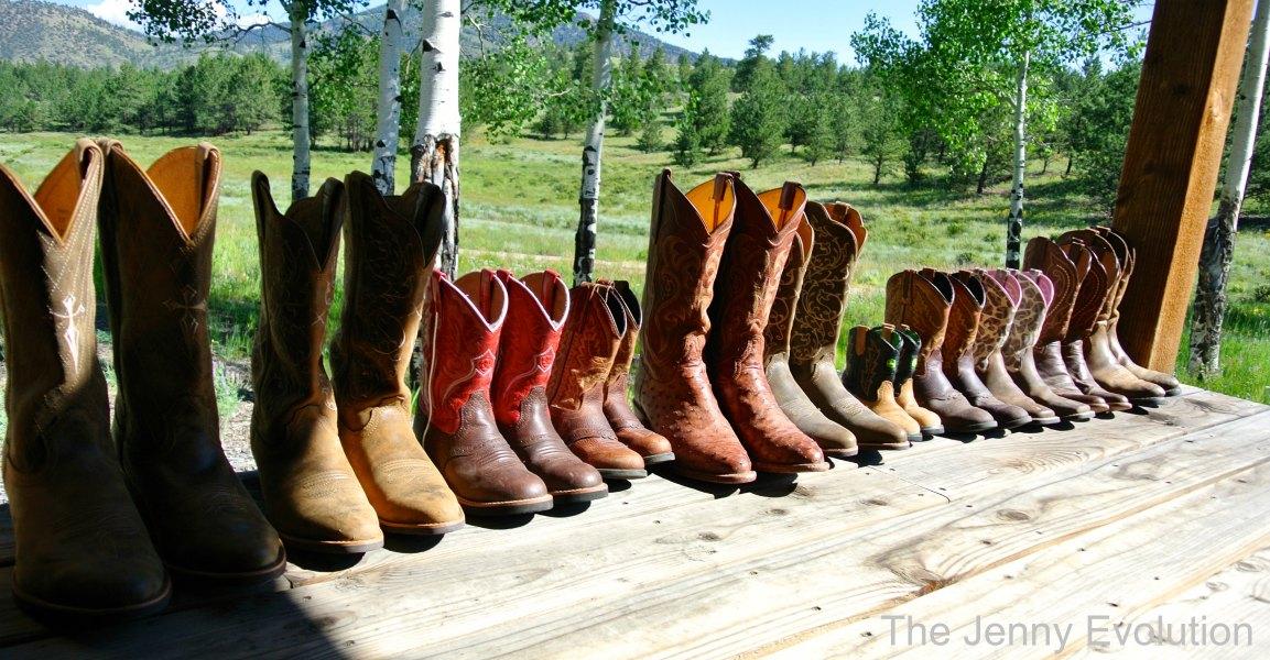 Central Colorado Cowboy Boots