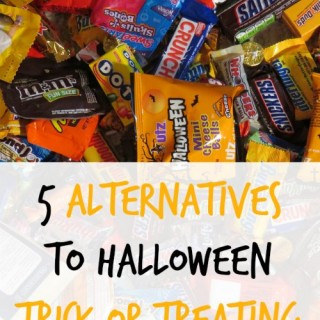 5 Alternatives to Trick or Treating This Halloween