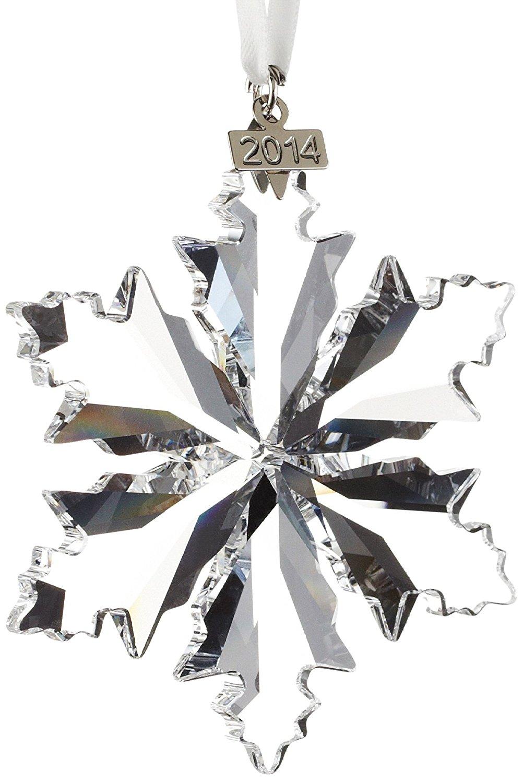 Annual Swarovski Crystal Star Ornament | The Jenny Evolution