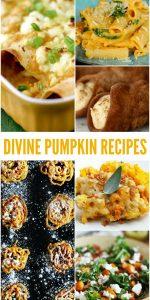 Divine Pumpkin Recipes