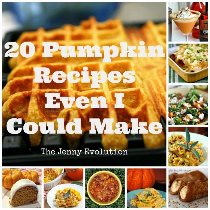 PumpkinRecipes