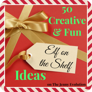 50 Creative, Fun Elf on the Shelf Ideas