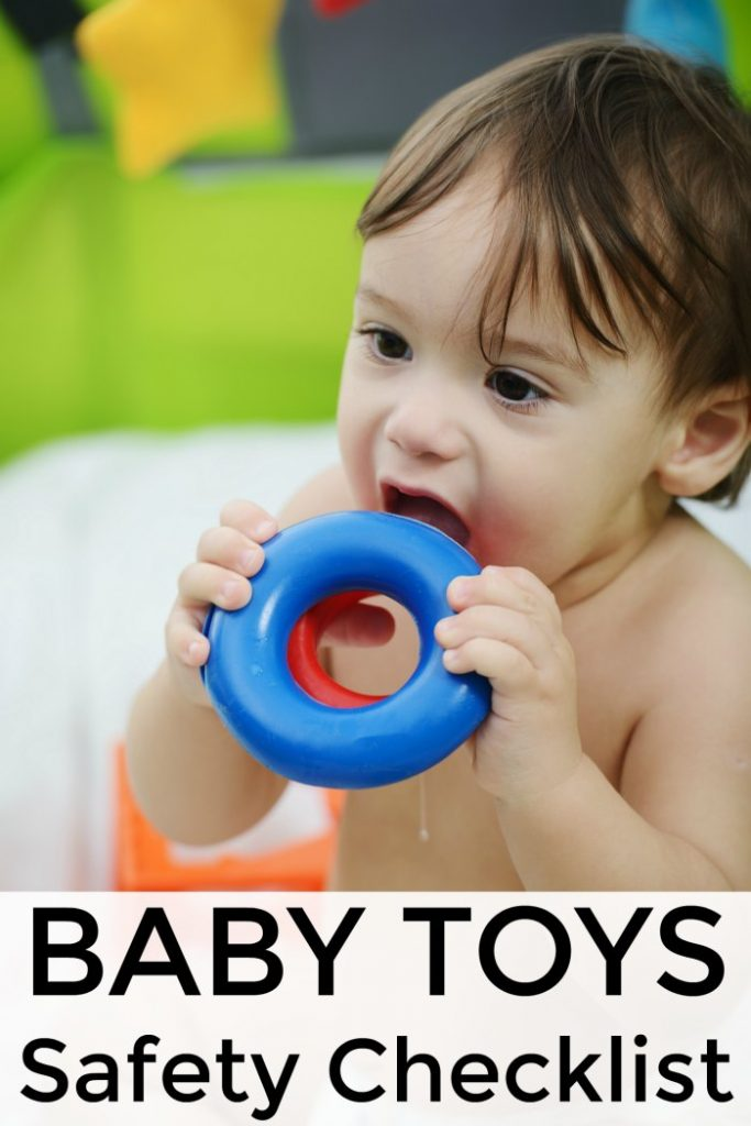 Baby Toy Safety Checklist for Parents - Know what toys are safe for your infant | Mommy Evolution