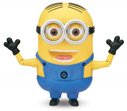 Dave the Minion Talking Doll