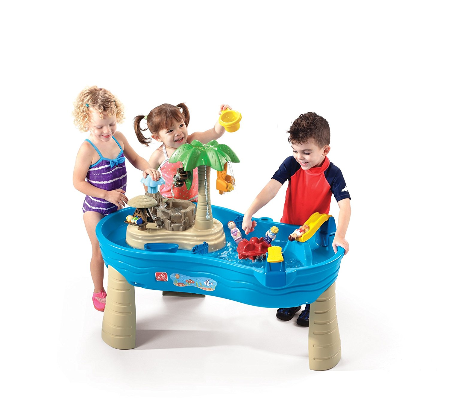 Step  Tropical Island Resort Water Table Reviews