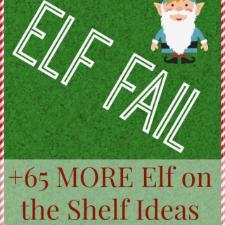 Elf Fail! Elf on the Shelf Ideas | The Jenny Evolution
