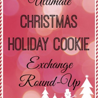 Ultimate Christmas Holiday Cookie Exchange Round-Up