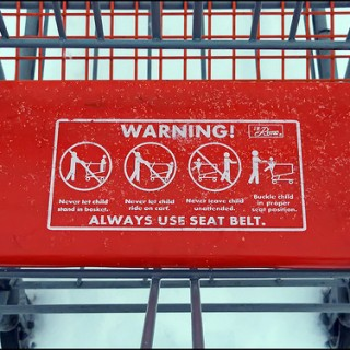 Keep Your Infant Safe in Shopping Carts