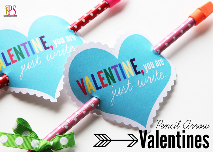 For 50 more FREE #Valentine Printables, click the image.