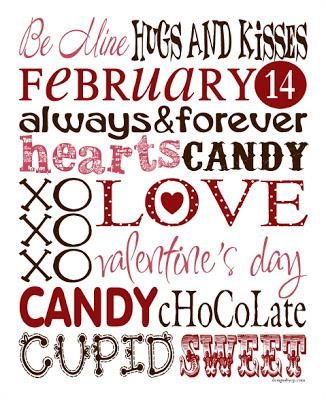 Valentine ...