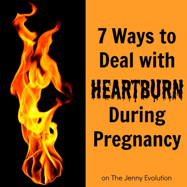 How to manage heartburn while pregnant