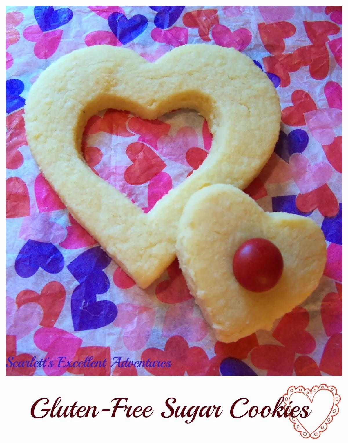 Gluten-Free Sugar Cookies Recipe