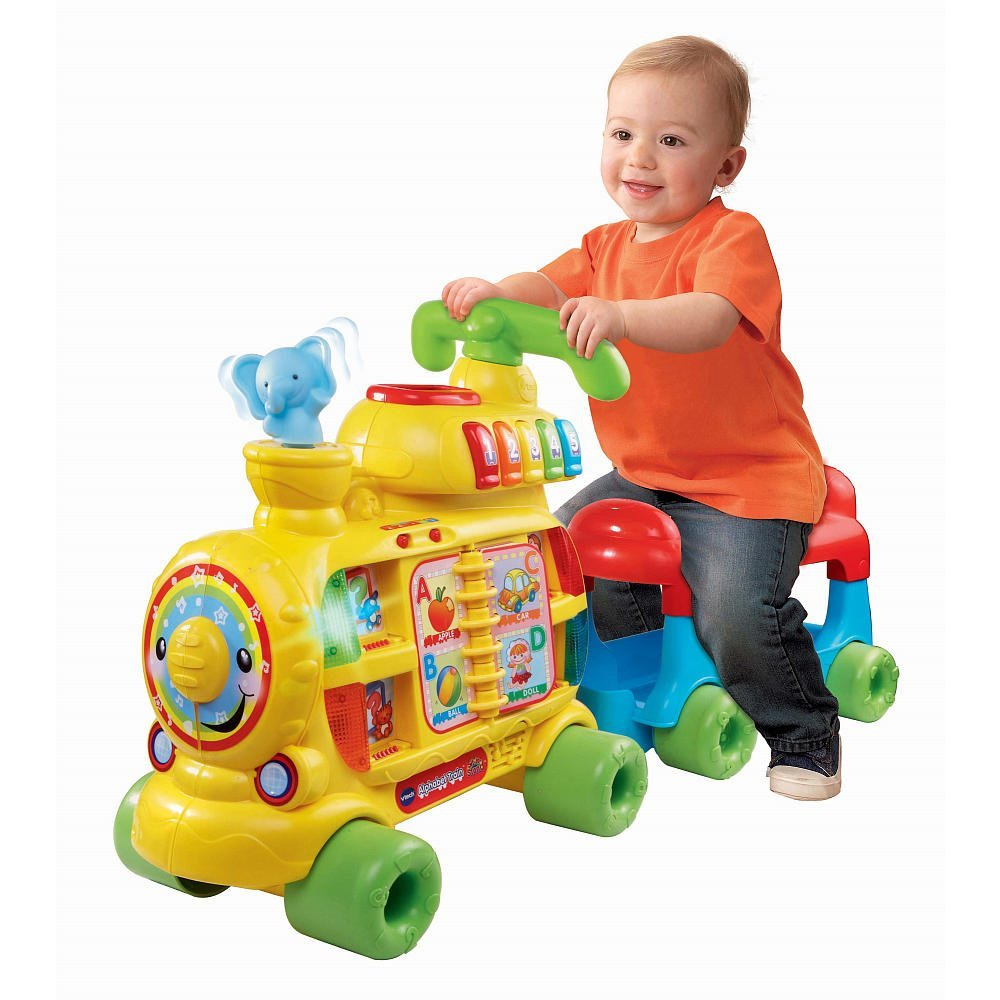 VTech Sit-to-Stand Alphabet Train Review