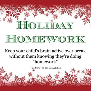 Give Your Kids Holiday Homework Without Them Knowing