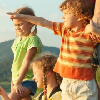 Get Outside! 10 Ideas for Outdoor Family Activities