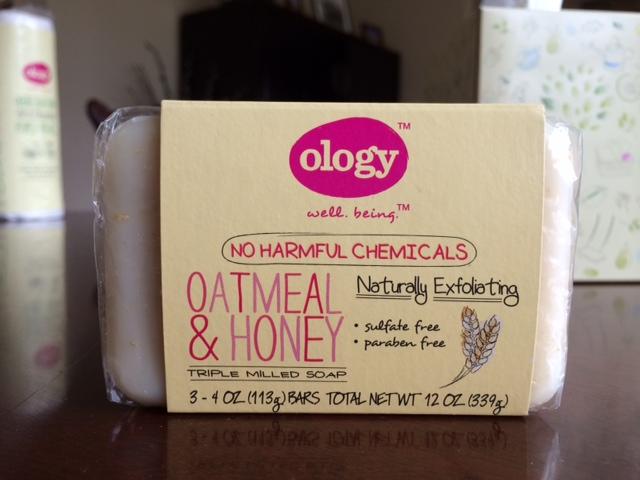 Ology Oatmeal and Honey Soap