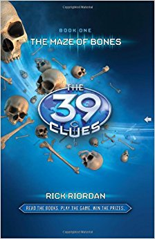 The Maze of Bones (39 Clues, No. 1) by Rick Riordan