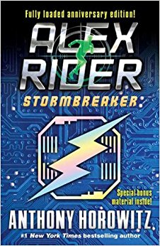 Stormbreaker (Alex Rider) Paperback by Anthony Horowitz